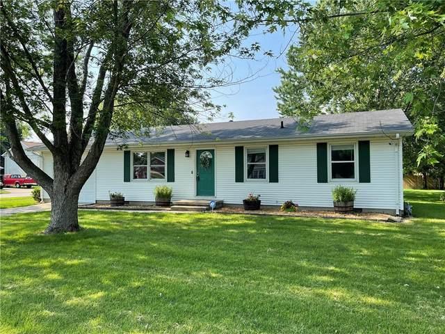 522 Shonna Drive, Mt. Zion, IL 62549 (MLS #6214317) :: Main Place Real Estate