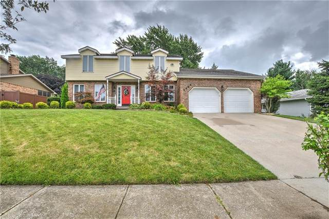 4464 Country Manor Lane, Decatur, IL 62521 (MLS #6214423) :: Main Place Real Estate