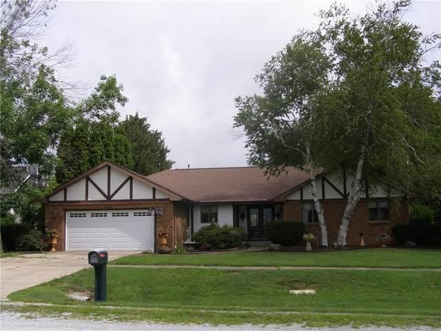 21 Country Club Estates, Sullivan, IL 61951 (MLS #6214469) :: Main Place Real Estate