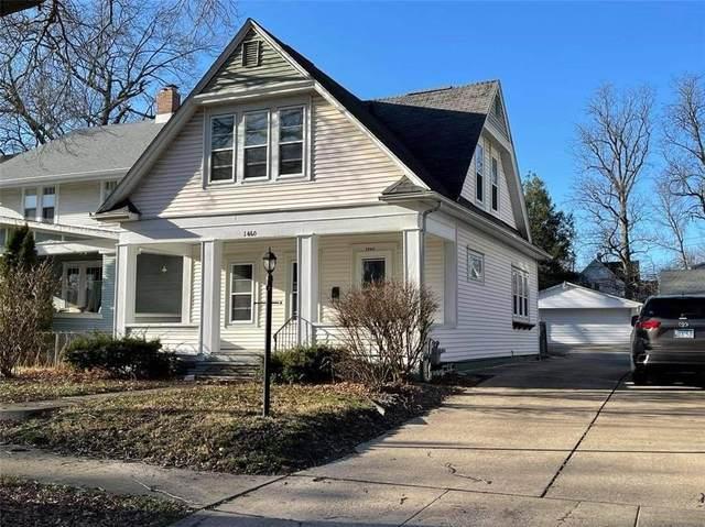 1460 W Decatur Street, Decatur, IL 62522 (MLS #6214575) :: Main Place Real Estate