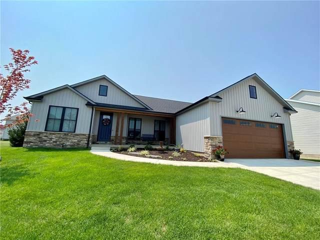 1625 Hunters Pointe Court, Mt. Zion, IL 62549 (MLS #6214614) :: Main Place Real Estate