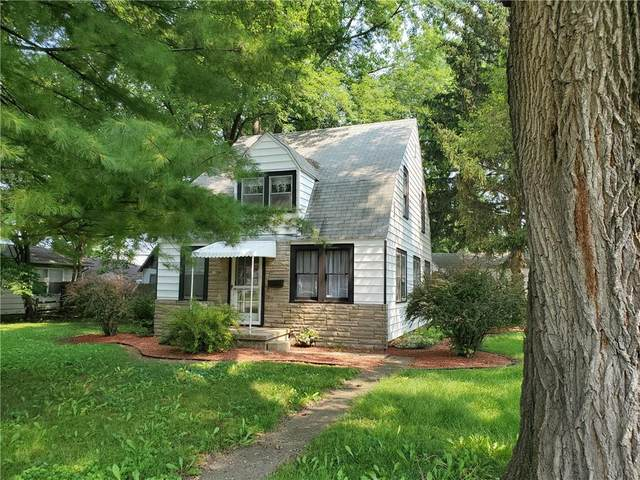 2390 E Olive Street, Decatur, IL 62526 (MLS #6214640) :: Main Place Real Estate