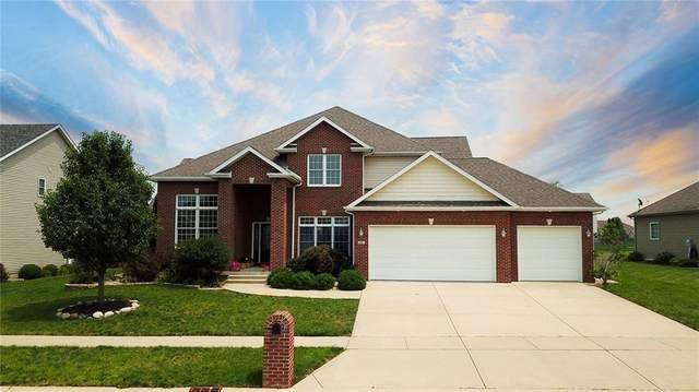 152 Prairie Lane, Forsyth, IL 62535 (MLS #6214647) :: Main Place Real Estate