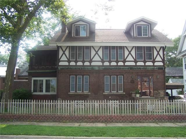 425 N Edward Street, Decatur, IL 62522 (MLS #6214669) :: Main Place Real Estate