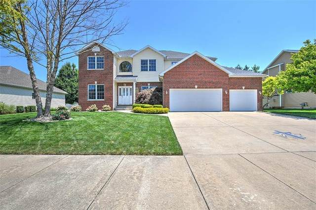 484 Greenbrier Lane, Forsyth, IL 62535 (MLS #6214707) :: Main Place Real Estate