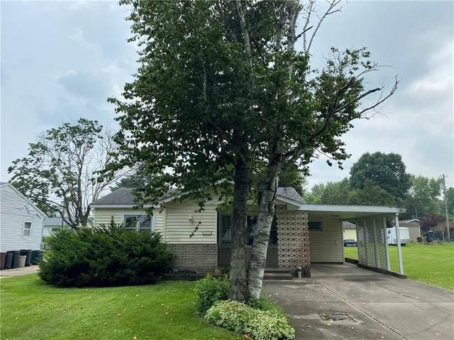 316 Jules Street, Westville, IL 61883 (MLS #6214800) :: Ryan Dallas Real Estate