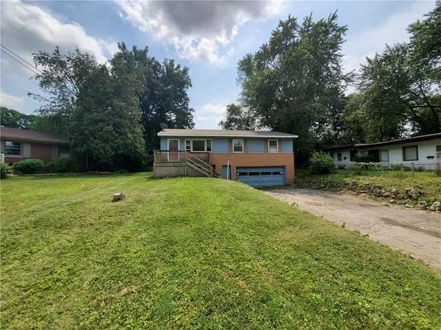 2112 Smith Avenue, Danville, IL 61832 (MLS #6214812) :: Ryan Dallas Real Estate