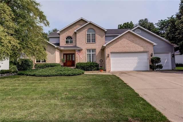 1425 Ashland Avenue, Mt. Zion, IL 62549 (MLS #6214958) :: Main Place Real Estate