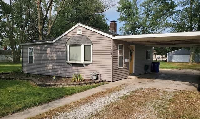 360 Fairway Avenue, Decatur, IL 62522 (MLS #6215063) :: Main Place Real Estate