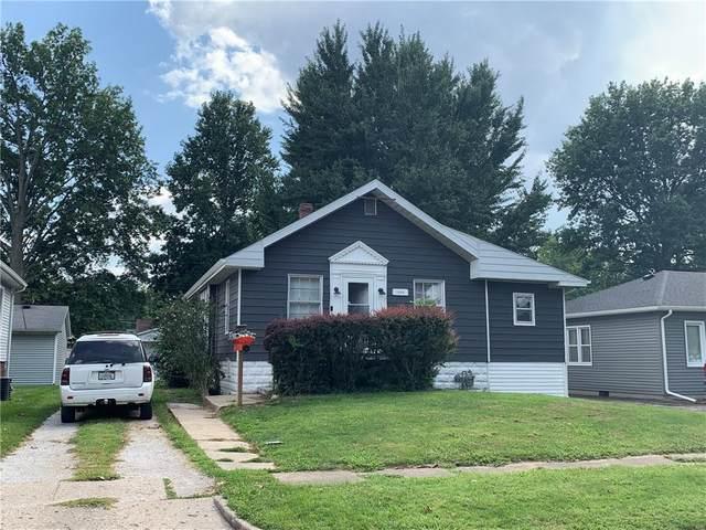 1004 W Poplar Street, Taylorville, IL 62568 (MLS #6215166) :: Main Place Real Estate