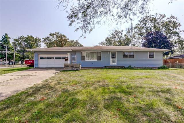 740 Bell Street, Mt. Zion, IL 62549 (MLS #6215280) :: Main Place Real Estate