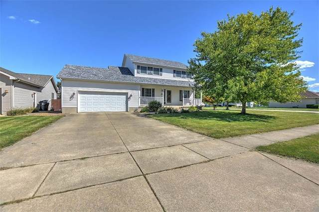 1035 Country Manor, Mt. Zion, IL 62549 (MLS #6215576) :: Main Place Real Estate