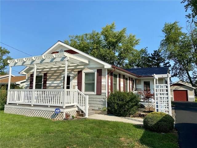 320 Spitler Park Drive, Mt. Zion, IL 62549 (MLS #6215630) :: Main Place Real Estate