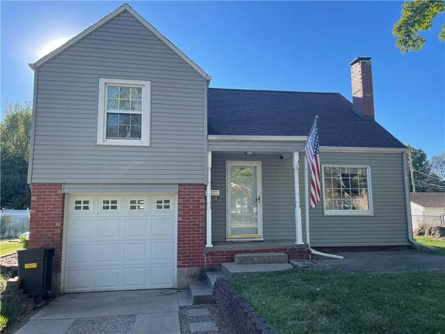 489 N 34th Street, Decatur, IL 62521 (MLS #6215734) :: Main Place Real Estate