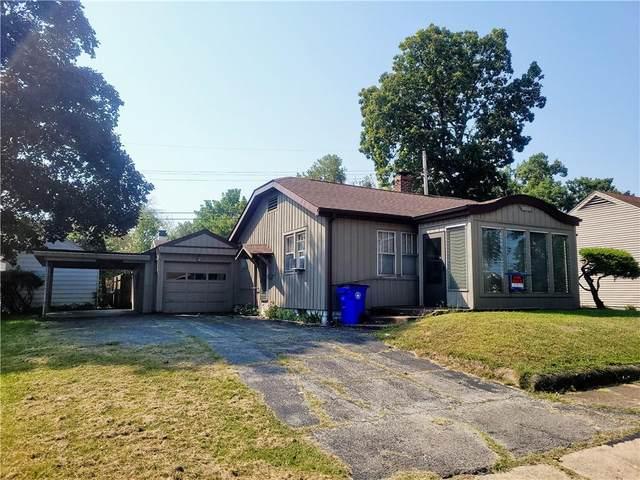 2125 E Cleveland Avenue, Decatur, IL 62521 (MLS #6215763) :: Main Place Real Estate