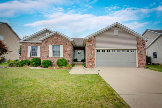 207 Jack Lane, Forsyth, IL 62535 (MLS #6215773) :: Main Place Real Estate