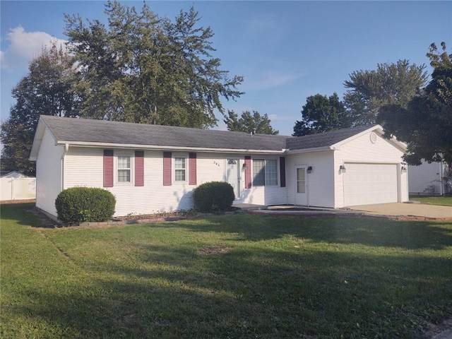 344 Rolling Green Drive, Mt. Zion, IL 62549 (MLS #6215994) :: Main Place Real Estate