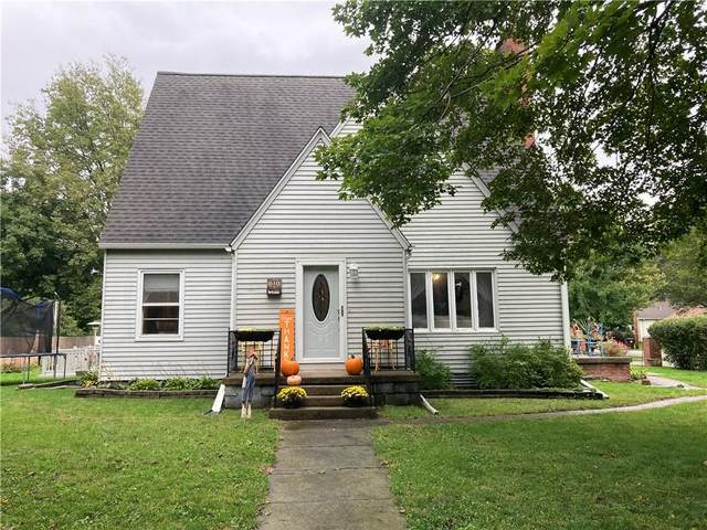 610 North Street, Argenta, IL 62501 (MLS #6216182) :: Main Place Real Estate