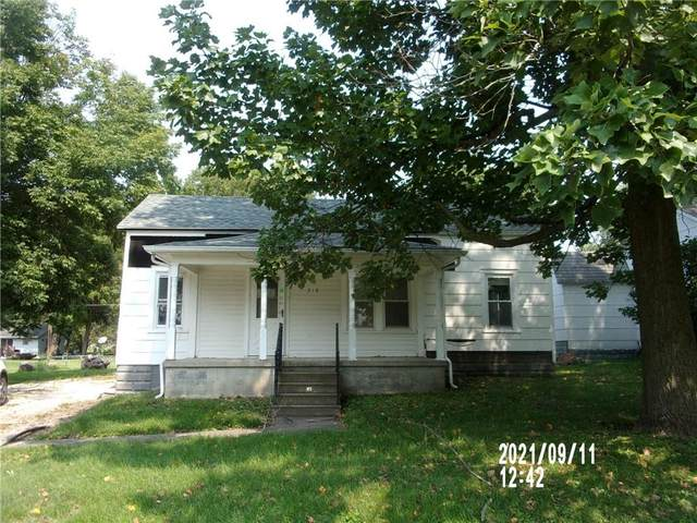 318 W Cole Street, Macon, IL 62544 (MLS #6216203) :: Main Place Real Estate