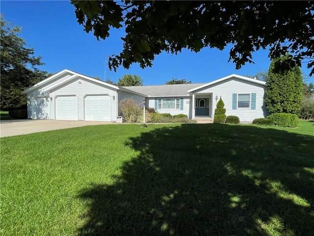 106 South Shores, Sullivan, IL 61951 (MLS #6216221) :: Main Place Real Estate