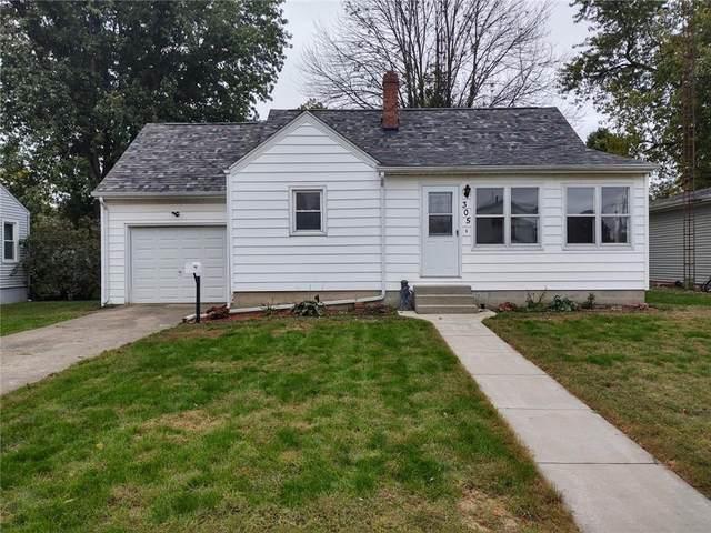 305 E Louis Street, Sullivan, IL 61951 (MLS #6216291) :: Main Place Real Estate