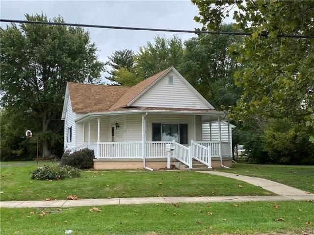 702 W Madison Avenue, Charleston, IL 61920 (MLS #6216293) :: Ryan Dallas Real Estate