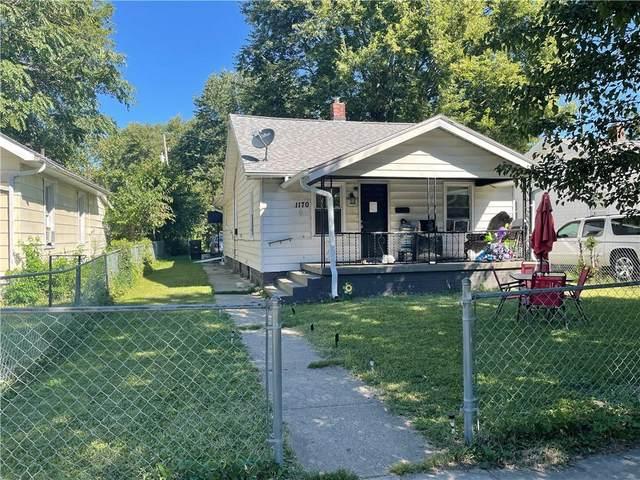 1170 E Harrison Avenue, Decatur, IL 62526 (MLS #6216316) :: Main Place Real Estate