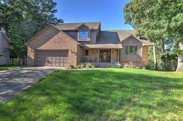 722 Bucks Lair Court, Mt. Zion, IL 62549 (MLS #6216320) :: Main Place Real Estate