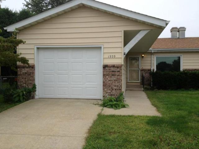1939 E Mill Stone, Decatur, IL 62526 (MLS #6183232) :: Main Place Real Estate