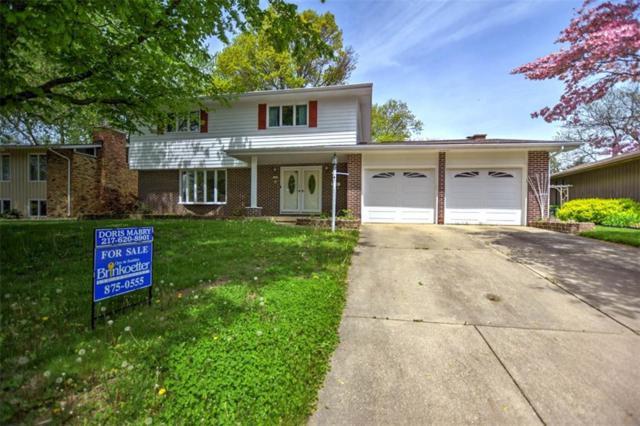 734 Crestline, Decatur, IL 62526 (MLS #6193051) :: Main Place Real Estate