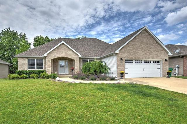 684 Phillip, Forsyth, IL 62535 (MLS #6193776) :: Main Place Real Estate