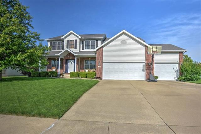 525 Greenbrier, Forsyth, IL 62535 (MLS #6193959) :: Main Place Real Estate
