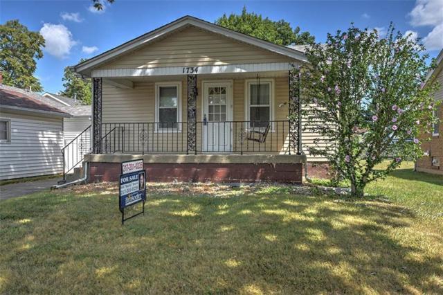 1734 E Lincoln Avenue, Decatur, IL 62521 (MLS #6195780) :: Main Place Real Estate