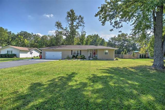 1425 Noble Drive, Mt. Zion, IL 62549 (MLS #6197369) :: Main Place Real Estate