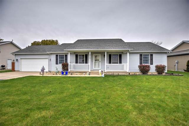 415 E Kennedy Street, Maroa, IL 61756 (MLS #6197984) :: Main Place Real Estate