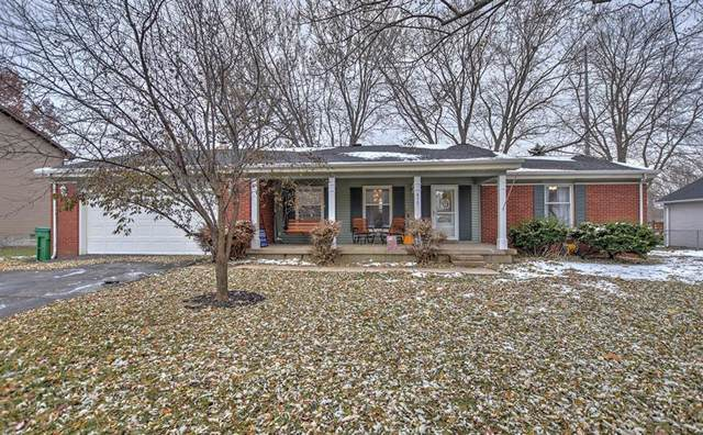 410 W Wildwood Drive, Mt. Zion, IL 62549 (MLS #6198263) :: Main Place Real Estate