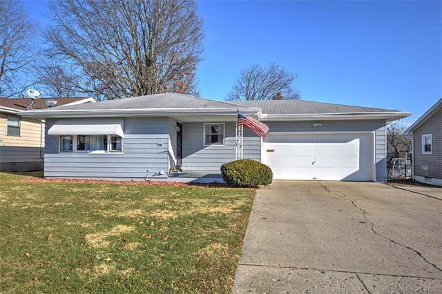 110 Pennsylvania Drive, Decatur, IL 62526 (MLS #6198479) :: Main Place Real Estate