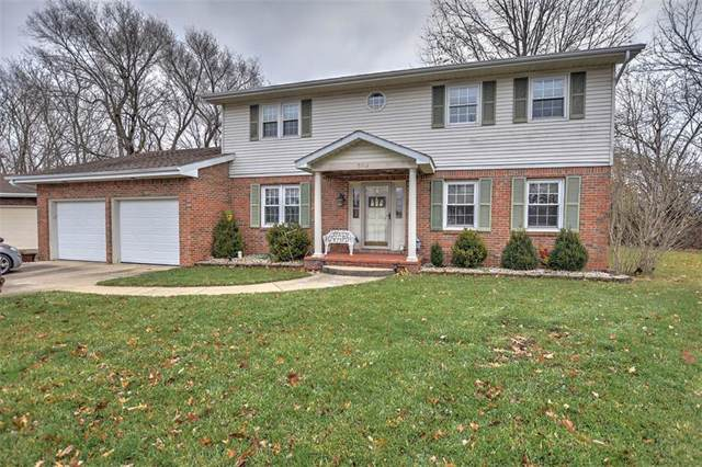 103 S Heather Hills Drive, Decatur, IL 62522 (MLS #6198500) :: Main Place Real Estate