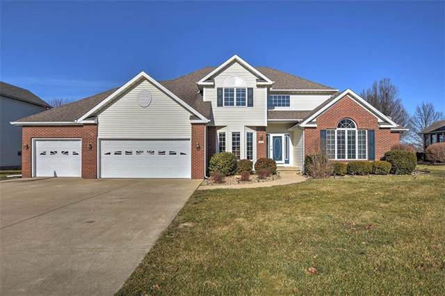 826 Fairway Drive, Forsyth, IL 62535 (MLS #6198914) :: Main Place Real Estate