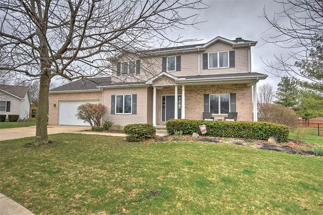 150 Lexington Circle, Mt. Zion, IL 62549 (MLS #6199515) :: Main Place Real Estate