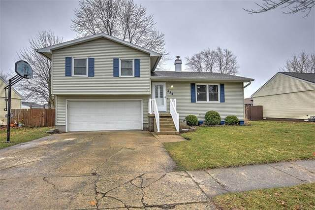 234 Cheryl Drive, Mt. Zion, IL 62549 (MLS #6199518) :: Main Place Real Estate