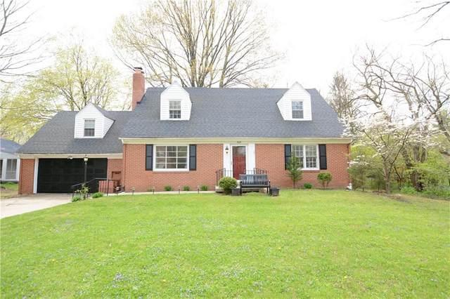 545 Bradley Court, Decatur, IL 62522 (MLS #6199574) :: Main Place Real Estate