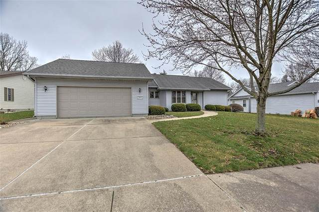 1353 Meadowview Drive, Decatur, IL 62526 (MLS #6200910) :: Main Place Real Estate