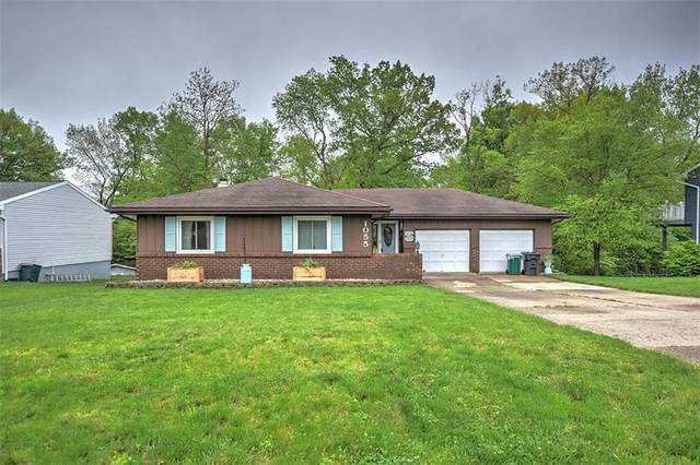 1055 S Wildwood Drive, Mt. Zion, IL 62549 (MLS #6200913) :: Main Place Real Estate