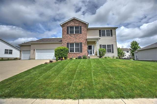 130 Lexington Circle, Mt. Zion, IL 62549 (MLS #6201805) :: Main Place Real Estate