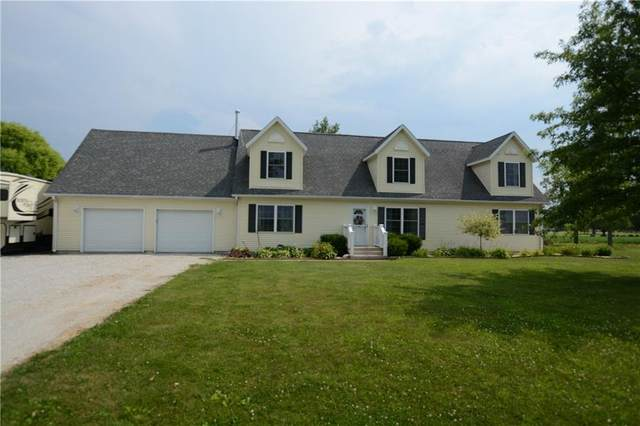 7655 Kirby Road, Oreana, IL 62554 (MLS #6202385) :: Main Place Real Estate