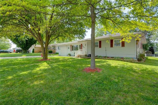 335 Woodland Lane, Mt. Zion, IL 62549 (MLS #6202603) :: Main Place Real Estate