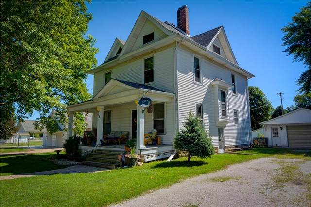 222 Lewis Street, Blue Mound, IL 62513 (MLS #6203010) :: Main Place Real Estate