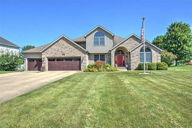 1167 Wedgewood Court, Decatur, IL 62526 (MLS #6204213) :: Main Place Real Estate