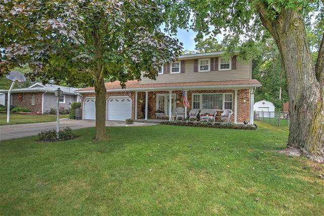 940 Kirk Drive, Mt. Zion, IL 62549 (MLS #6205786) :: Main Place Real Estate